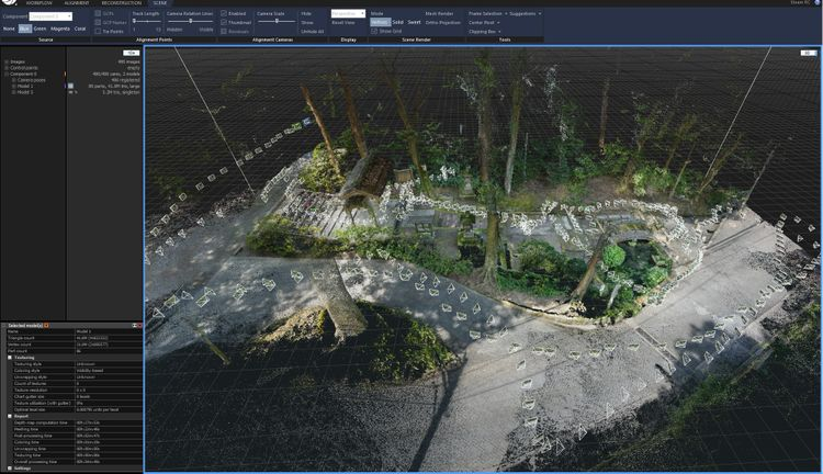 Scan Everything: Building the Infrastructure for Augmented Reality